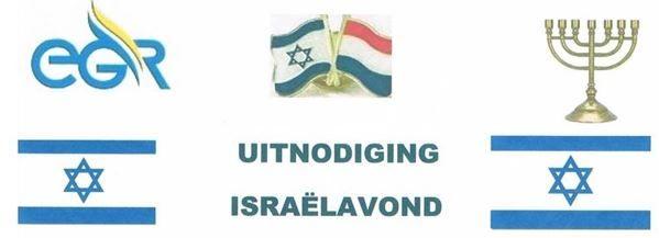 Israël avond