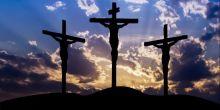 Drieluik over het lijden en sterven van Jezus