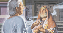 God, de Heilige Geest: Deel 1, Advent